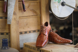 Custom Leather Shoes and Boots LA