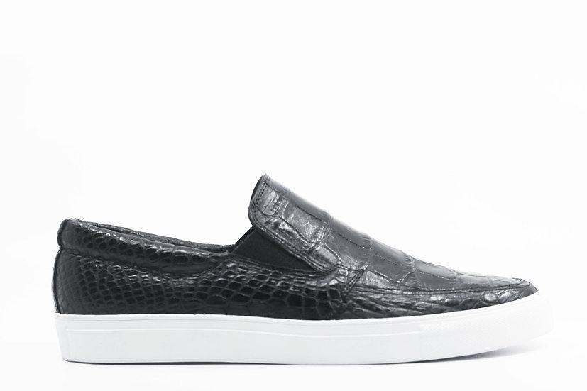 Alligator Slip-On Sneaker