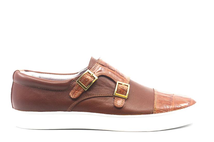 Monk Strap Sneaker