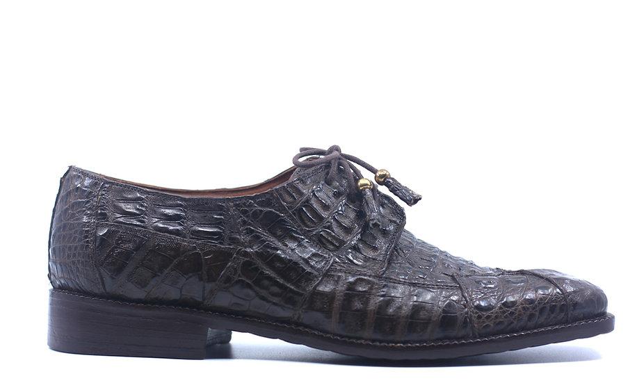 Full Hornback Crocodile 007 US Men's 11