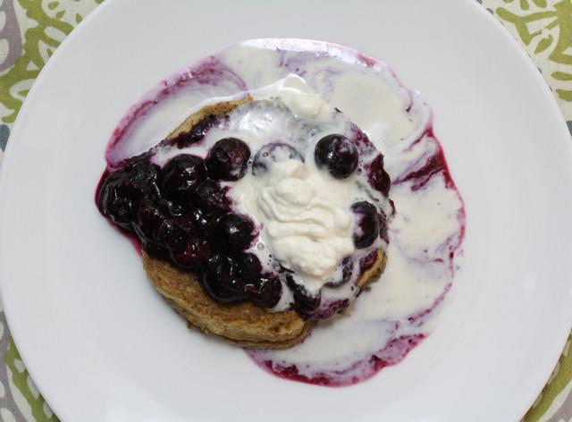 Naturally Sweet Sunday Morning Pancakes
