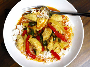 Classic Red Curry Chicken