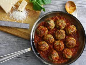 The Best Turkey Spinach Meatballs