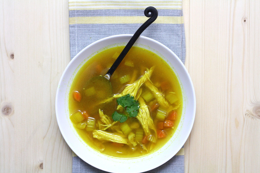 Healthiest soup on earth