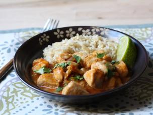 Simple Thai Chicken