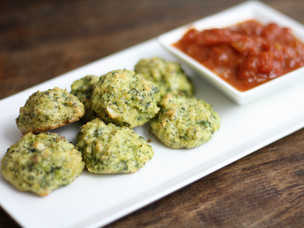 Broccoli Meatballs
