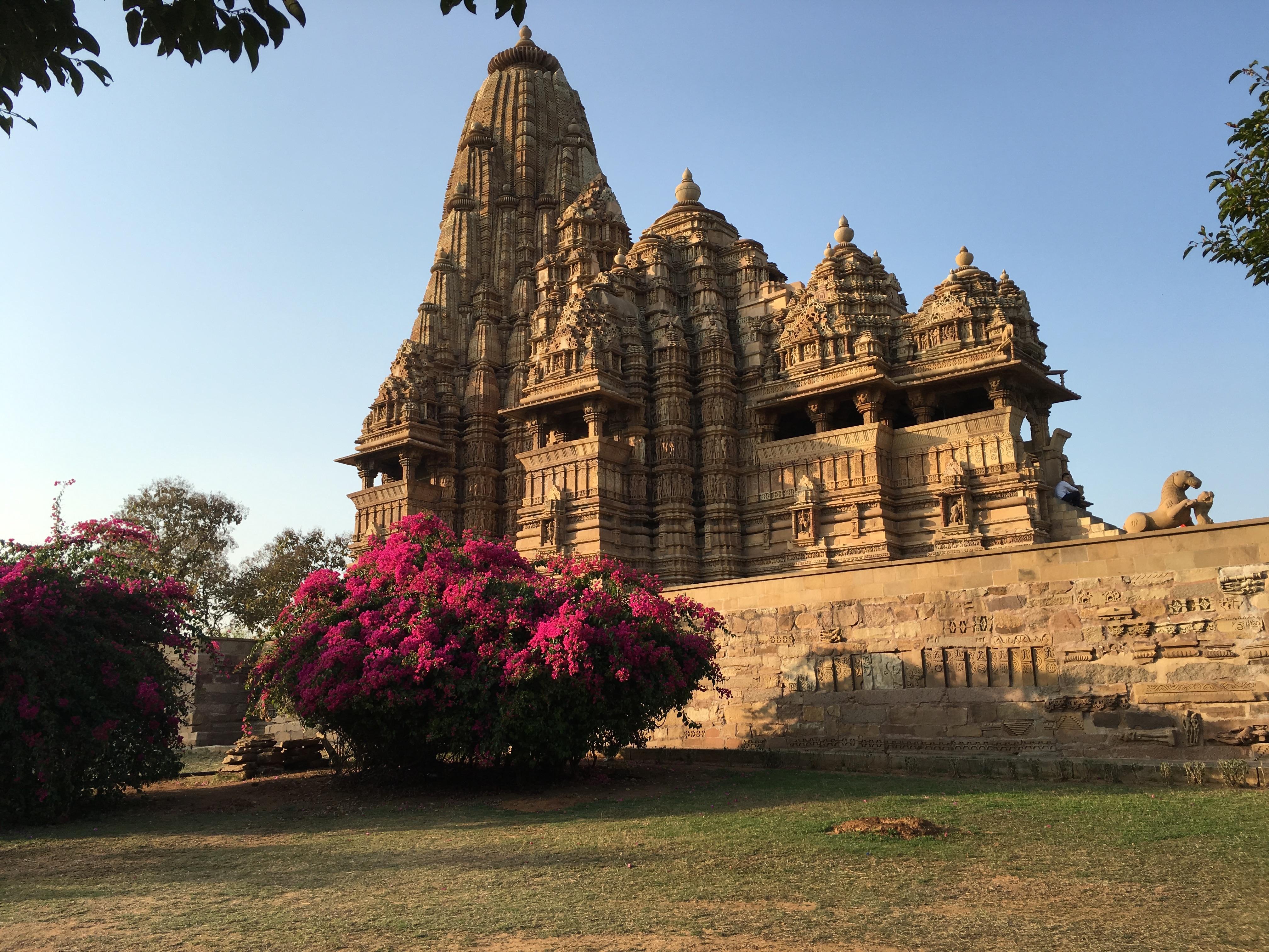 Kama Sutra Temples in Khajuraho