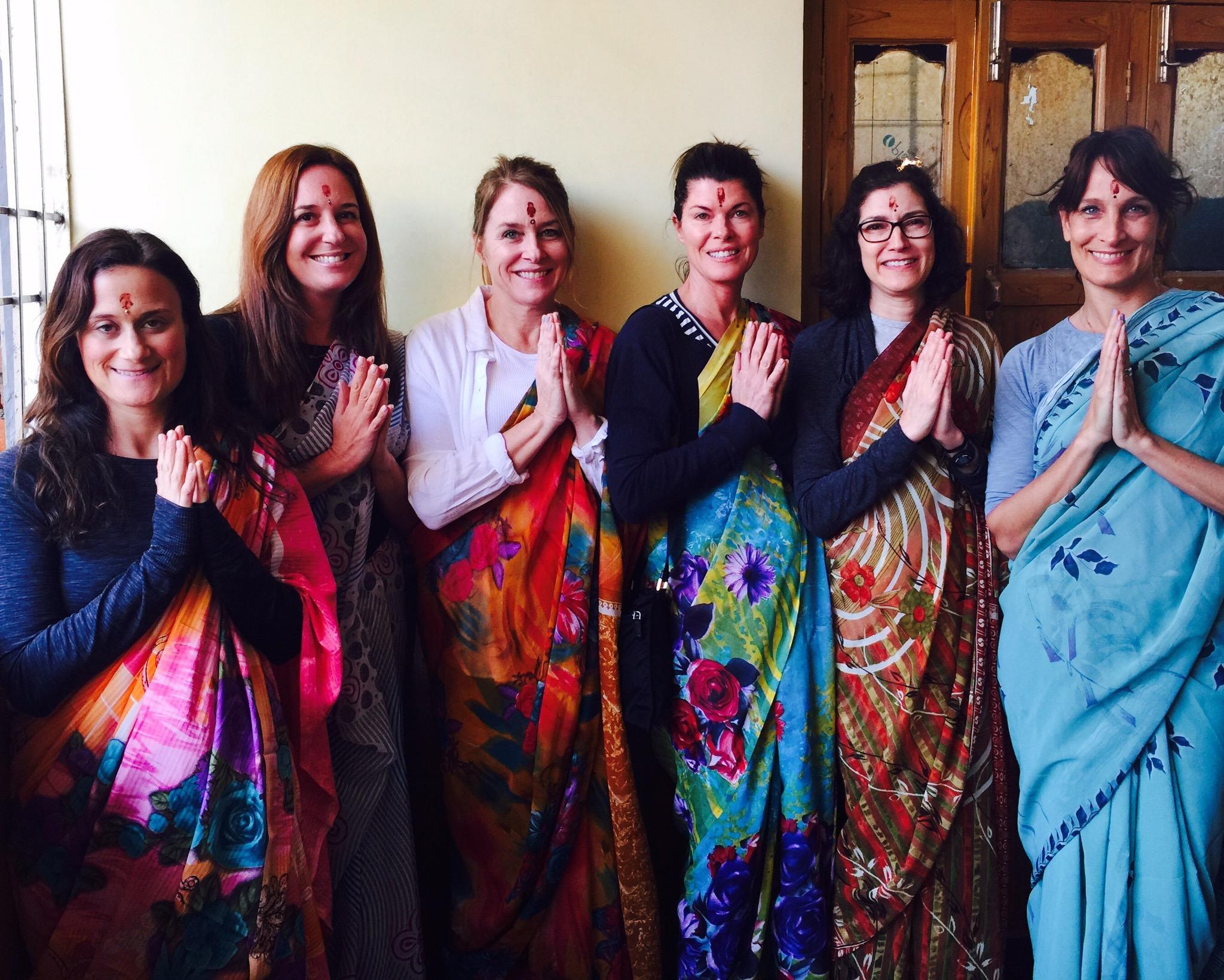 First saris