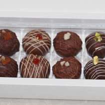 Handcrafted Assorted truffles