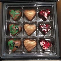 9 Chocolates