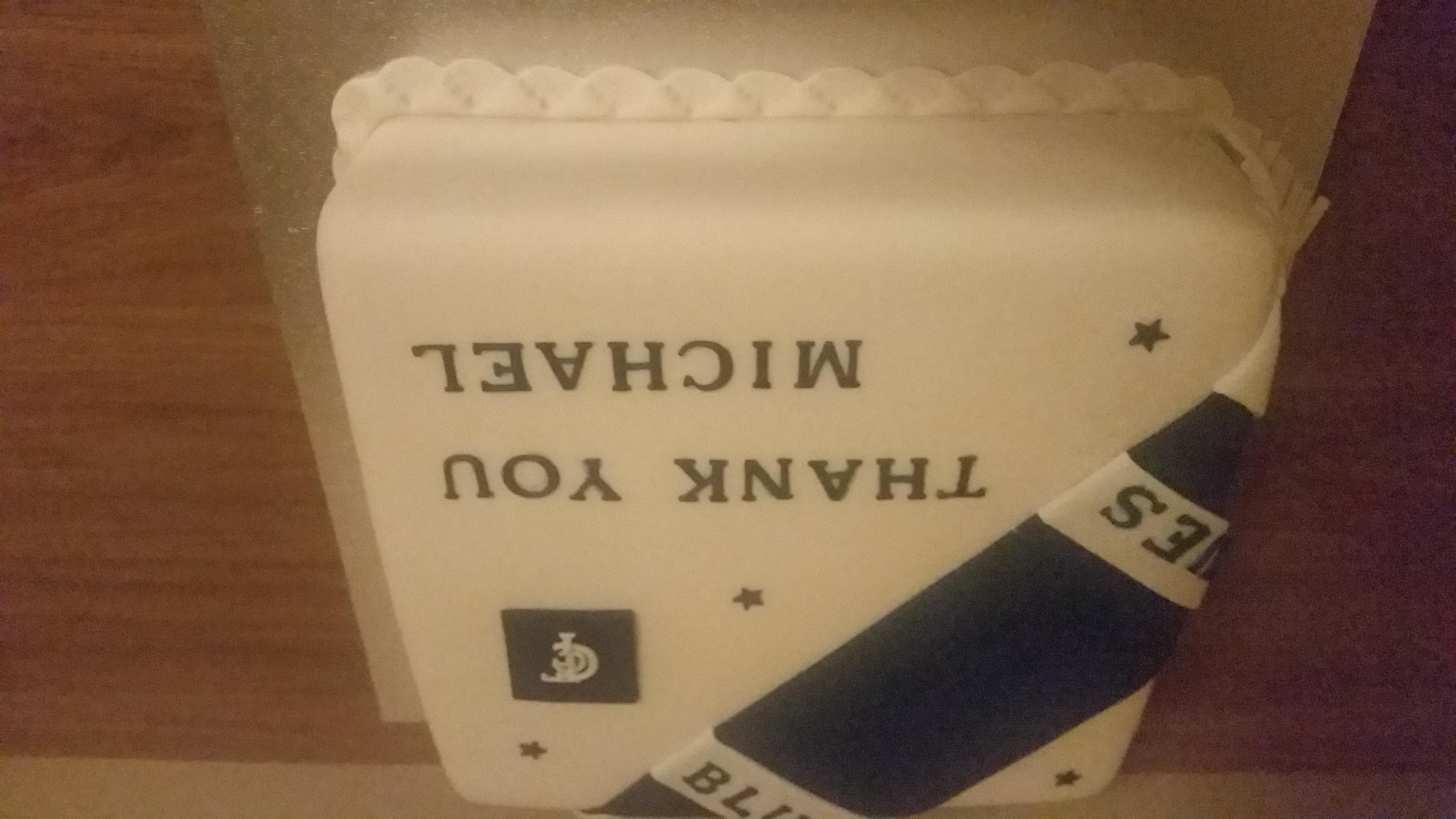 Sports Theme Cakes
