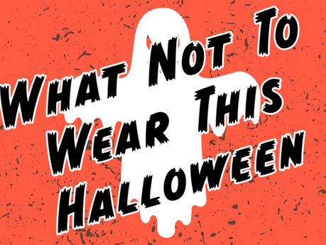 """Halloween Outfits: What Not To Wear...""""B L A C K F A C E"""""""