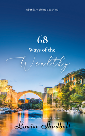 68 Ways of The Wealthy _blue_Book Cover.