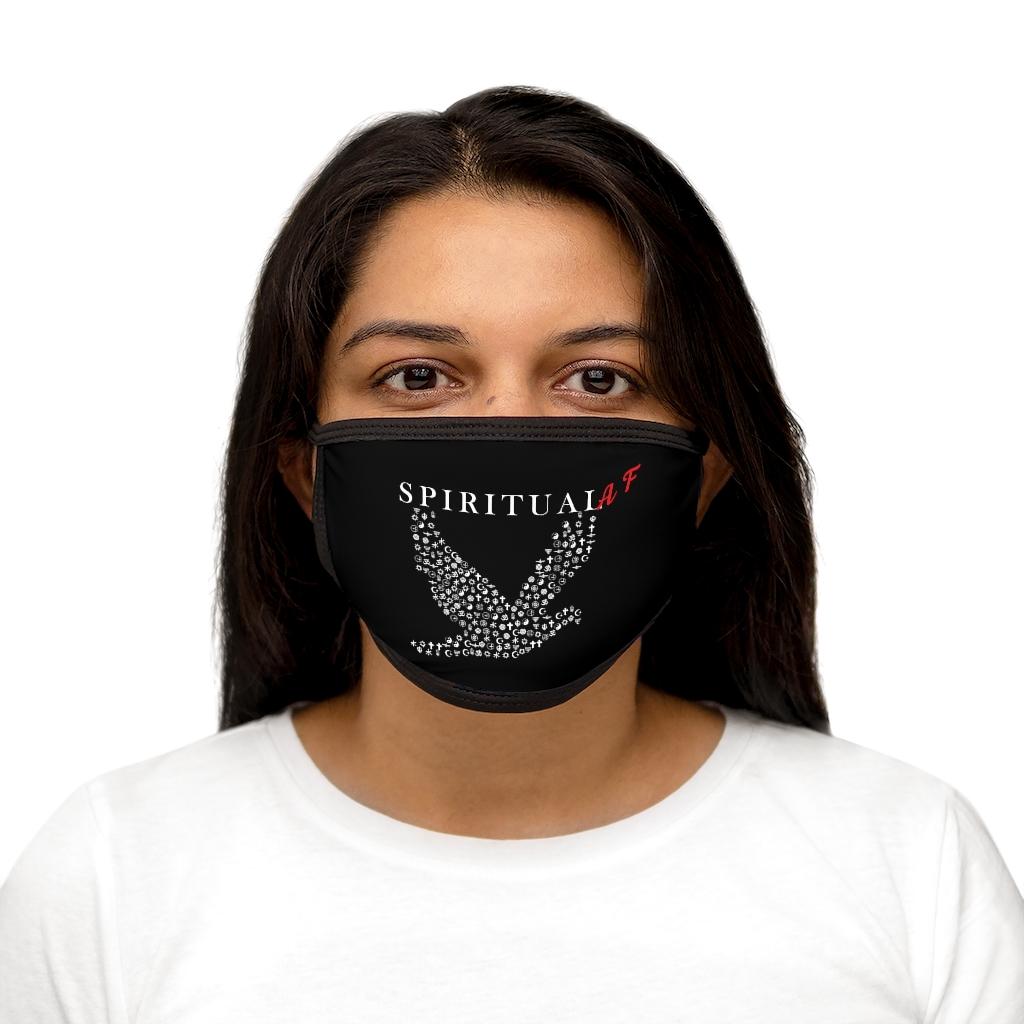 Spiritual AF - Fabric Face Mask