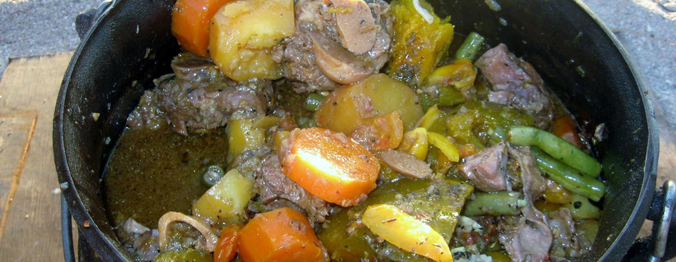Beef Potjie