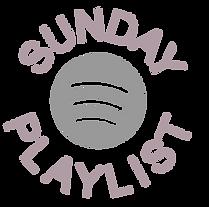 Sunday Worship Playlist