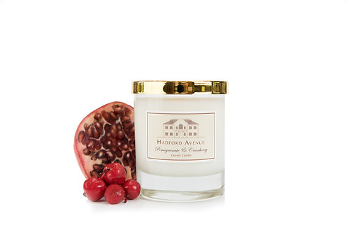 Pomegranate & Cranberry Candle