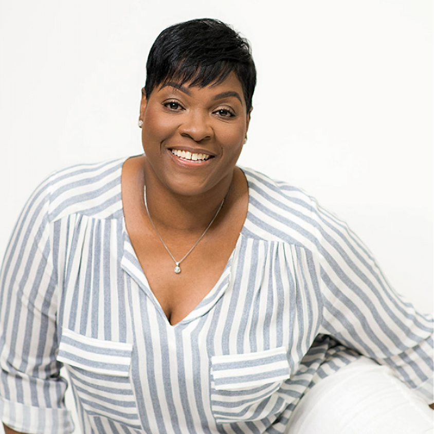 """Fall 2020 Event: """"Your Passion is in Your Purpose"""" with Latanya Black"""