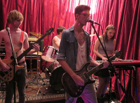 Disband: A fresh new look on rock n roll
