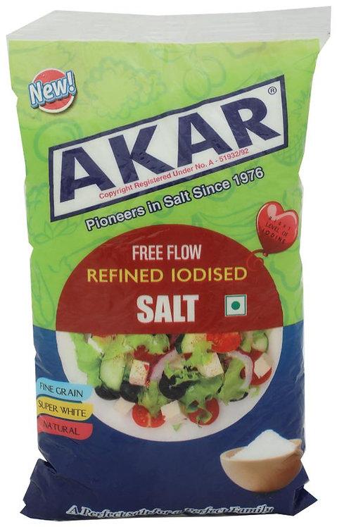 Akar Free Flow Salt 1kg