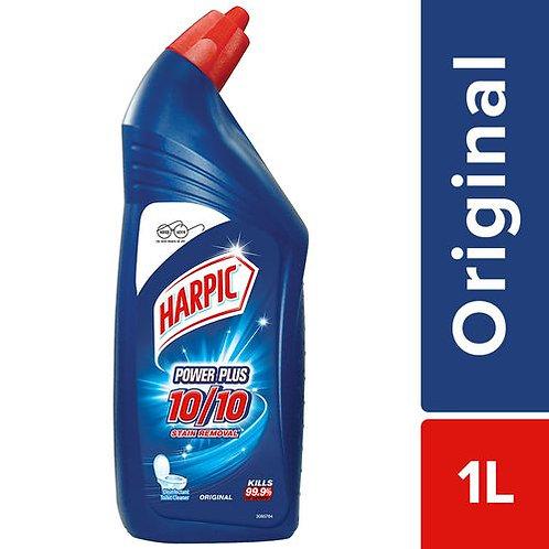 Harpic Power Plus Disinfectant Toilet Cleaner - Original, 1 L