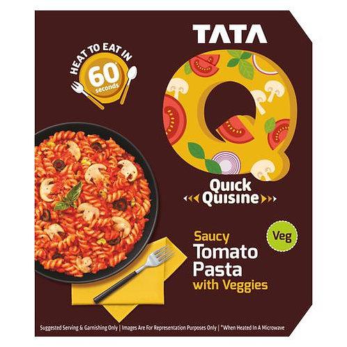 TATA Q Saucy Tomato Pasta Veg -290 gm