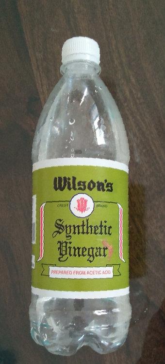 Wilson White Vinegar 750ml