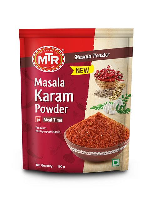 MTR  Masala Karam Powder 100 gm