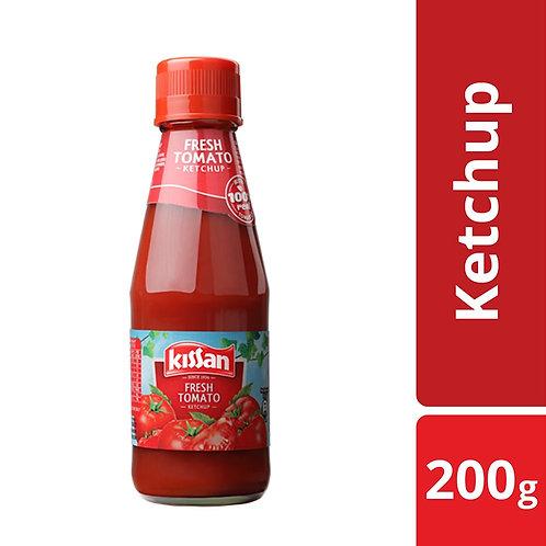 Kissan Fresh Tomato Ketchup 200 gm