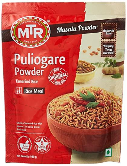 MTR  Puliyogare Powder 100 gm