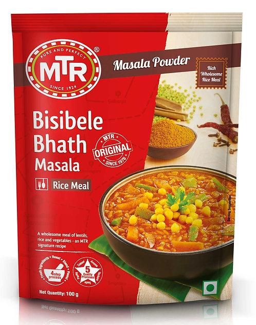 MTR  Bisibelle Bhath Masala 100 gm