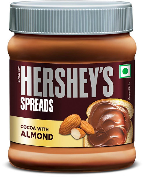 Hershey Spreads Cocoa Almond 350g