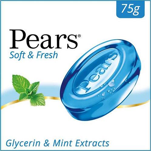 Pears Soft & fresh soap(75 gm)