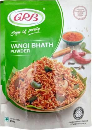GRB Vangi Bhath Powder 100g