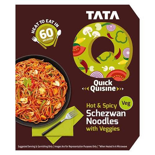 TATA Q Hot & Spicy Noodles veg -290 gm