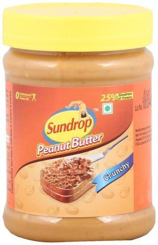 SundropPeanut Butter Crunchy 200 gm