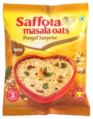 Saffola Masala Oats Pongal SP 40 gm