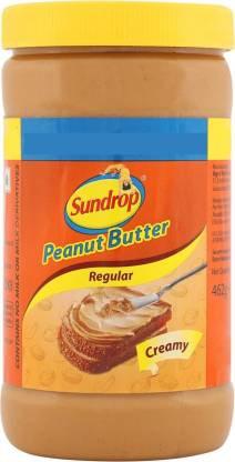 SundropPeanut Butter Creamy 462 gm