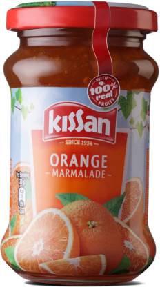 Kissan Orange Marmalade Jam 200g