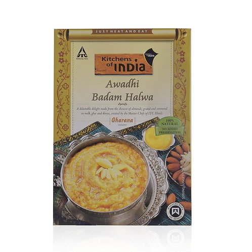 Kitchens Of India Awadhi Badam Halwa -200 gm