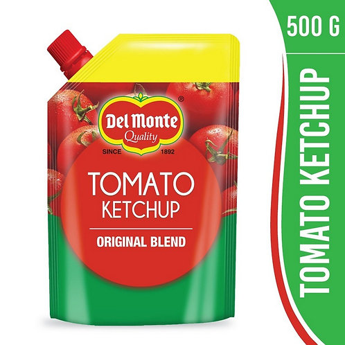 Delmonte Ketchup Pouch 500g