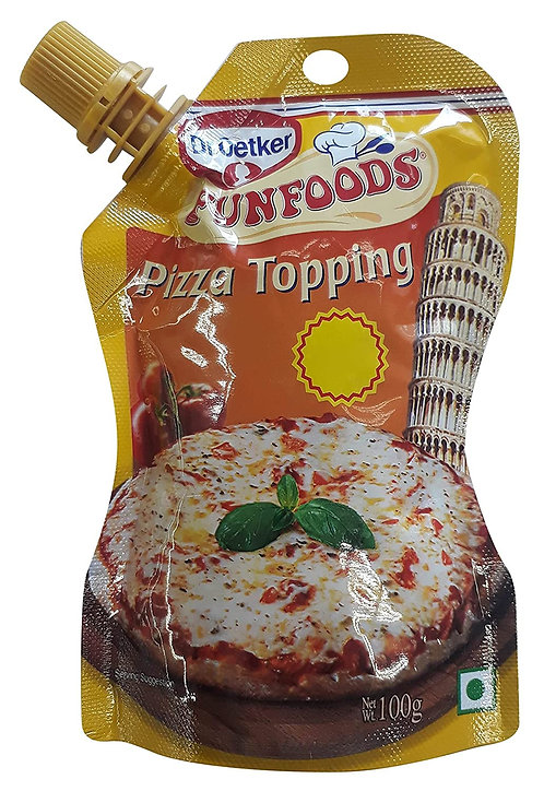 FunFoods Pizza Topping 100g