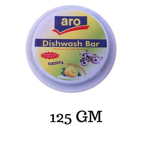 Aro Dishwash Bar (125 gm)
