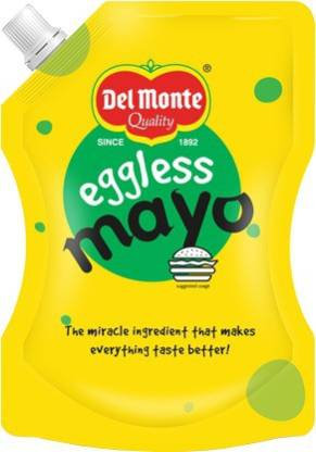 Delmonte Eggless Mayo 80g