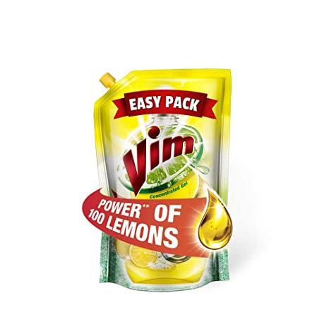 Vim Drop DW ACT LIM POCH - Lemon(500 ml)