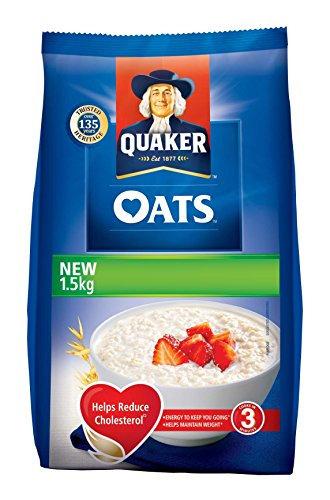 Quaker Oats -1.5 kg