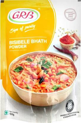 GRB Bisibele Bhath Powder 100g