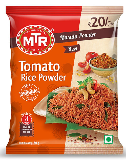 MTR  Tomato Rice Powder 50 gm