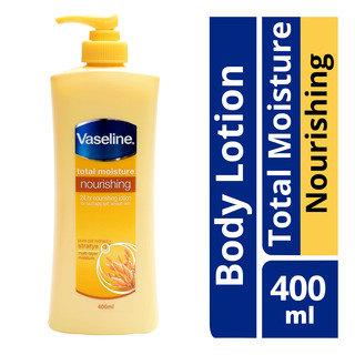 Vaseline total moisture lotion 400 ml