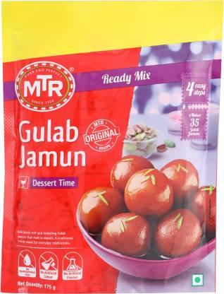 MTR Gulab Jamun Mix (1+1 Free) 175 gm